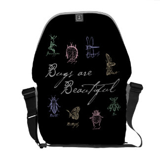 Bugs are Beautiful Commuter Bag