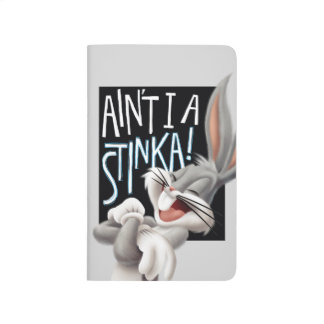 BUGS BUNNY™- Ain't I A Stinka! Journal