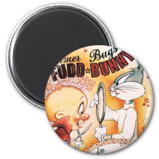 BUGS BUNNY™ and ELMER FUDD™ Musical Magnet