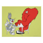 BUGS BUNNY™ and Gossamer 2 Posters