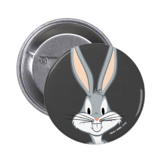 BUGS BUNNY™ | Bunny Stare 2 Inch Round Button