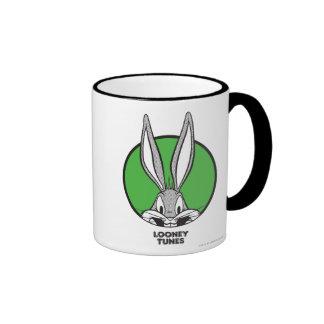 BUGS BUNNY™ Dotty Icon Ringer Coffee Mug
