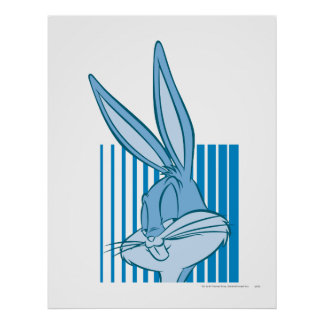BUGS BUNNY™ Expressive 7 Poster