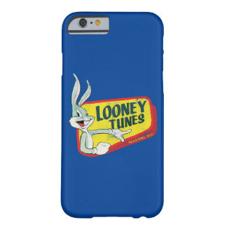 BUGS BUNNY™ LOONEY TUNES™ Retro Patch Barely There iPhone 6 Case