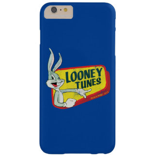 BUGS BUNNY™ LOONEY TUNES™ Retro Patch Barely There iPhone 6 Plus Case