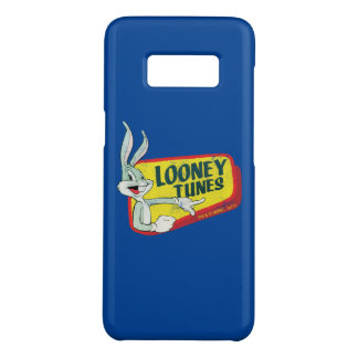 BUGS BUNNY™ LOONEY TUNES™ Retro Patch Case-Mate Samsung Galaxy S8 Case