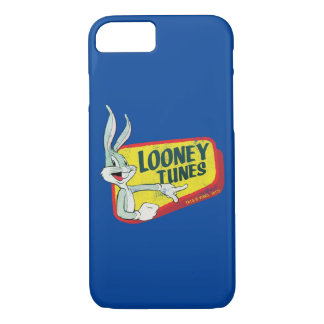 BUGS BUNNY™ LOONEY TUNES™ Retro Patch iPhone 8/7 Case