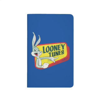 BUGS BUNNY™ LOONEY TUNES™ Retro Patch Journal