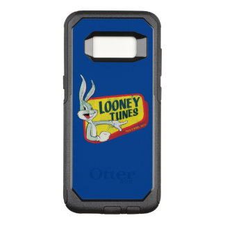 BUGS BUNNY™ LOONEY TUNES™ Retro Patch OtterBox Commuter Samsung Galaxy S8 Case