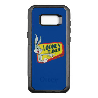 BUGS BUNNY™ LOONEY TUNES™ Retro Patch OtterBox Commuter Samsung Galaxy S8+ Case