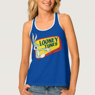 BUGS BUNNY™ LOONEY TUNES™ Retro Patch Tank Top
