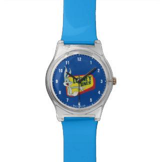 BUGS BUNNY™ LOONEY TUNES™ Retro Patch Wrist Watch