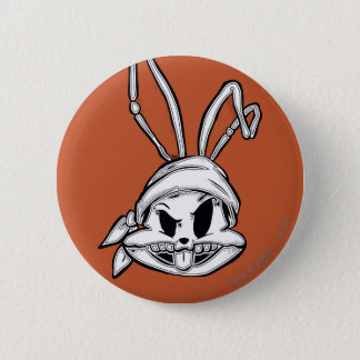 BUGS BUNNY™ Pirate 2 Inch Round Button