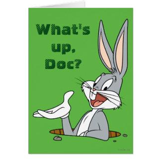 BUGS BUNNY™ Rabbit Hole Card