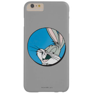 BUGS BUNNY™ Retro Blue Patch Barely There iPhone 6 Plus Case