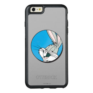 BUGS BUNNY™ Retro Blue Patch OtterBox iPhone 6/6s Plus Case
