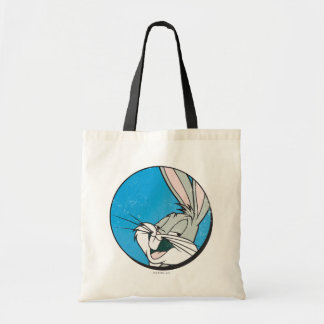 BUGS BUNNY™ Retro Blue Patch Tote Bag