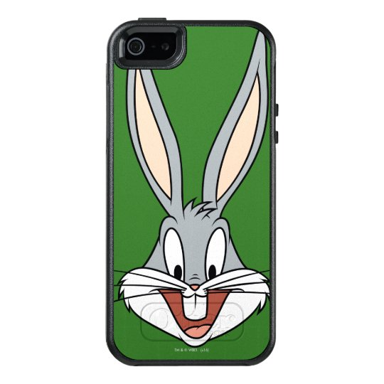 the best attitude 2420f 1b33c BUGS BUNNY™ Smiling Face OtterBox iPhone Case