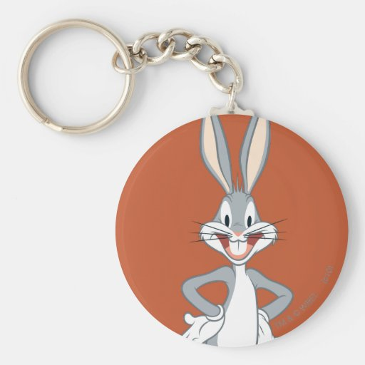 Bugs Bunny Standing Key Chain