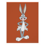 BUGS BUNNY™ Standing Poster