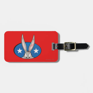 BUGS BUNNY™ Stars Badge Tags For Luggage