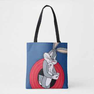 BUGS BUNNY™ Through LOONEY TUNES™ Rings Tote Bag