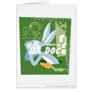 BUGS BUNNY™ What's Up, Doc? Card