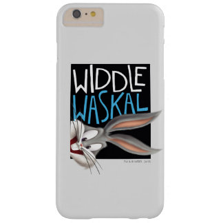 BUGS BUNNY™- Widdle Waskal Barely There iPhone 6 Plus Case
