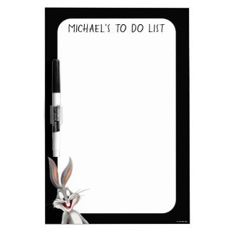 BUGS BUNNY™- Widdle Waskal Dry Erase Board