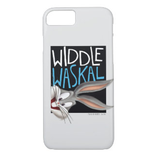 BUGS BUNNY™- Widdle Waskal iPhone 8/7 Case