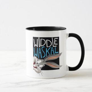 BUGS BUNNY™- Widdle Waskal Mug