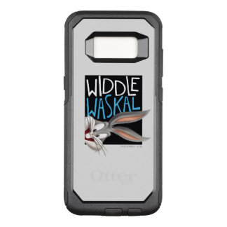 BUGS BUNNY™- Widdle Waskal OtterBox Commuter Samsung Galaxy S8 Case