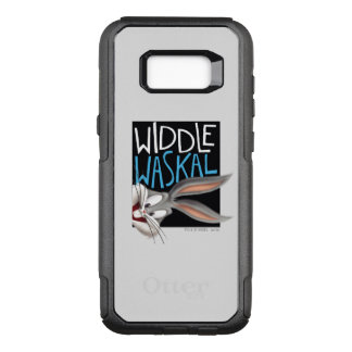 BUGS BUNNY™- Widdle Waskal OtterBox Commuter Samsung Galaxy S8+ Case