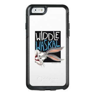 BUGS BUNNY™- Widdle Waskal OtterBox iPhone 6/6s Case