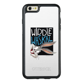 BUGS BUNNY™- Widdle Waskal OtterBox iPhone 6/6s Plus Case