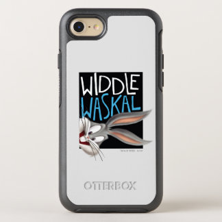 BUGS BUNNY™- Widdle Waskal OtterBox Symmetry iPhone 8/7 Case