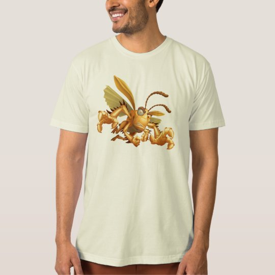 Bug's Life Hopper evil grasshopper flying grabbing T-Shirt