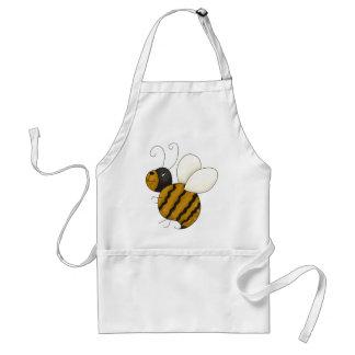 Bugs 'n' Blooms · Bee Standard Apron
