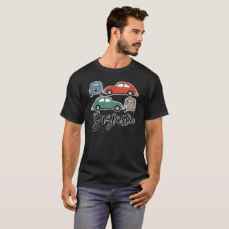 Bugtastic whichever way you look at it T-Shirt