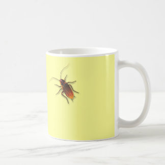 Bugzeez™_Fresh Brewed Roaches coffee mug