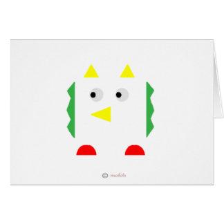 Buhito Greeting Card