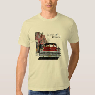 Buick B-58 T Shirt