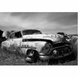 Buick Classic Car Cut Out Photo