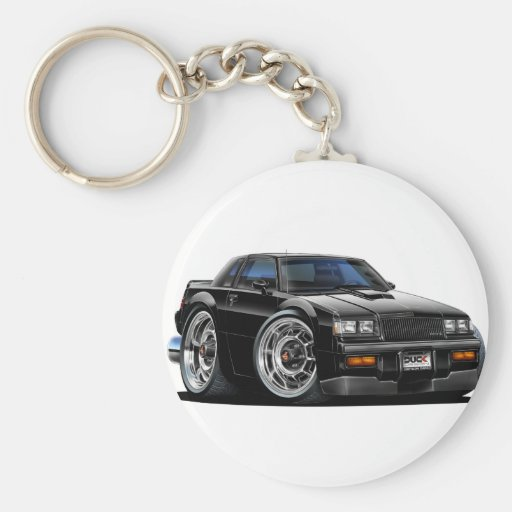 Buick Grand National Keychain