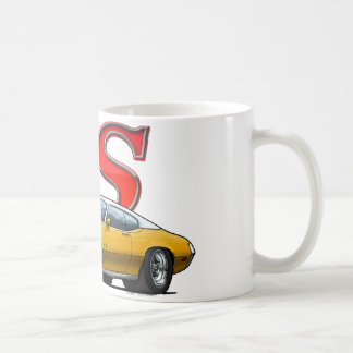 Buick GS_Gold VW Classic White Coffee Mug