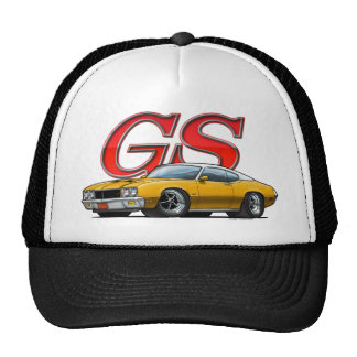 Buick GS_Gold VW Trucker Hat