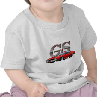 Buick GS_red Tee Shirts