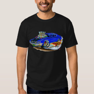 Buick GSX Blue Car Tshirts