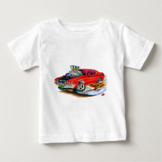 Buick GSX Red Car Baby T-Shirt