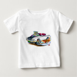 Buick GSX White Car Baby T-Shirt